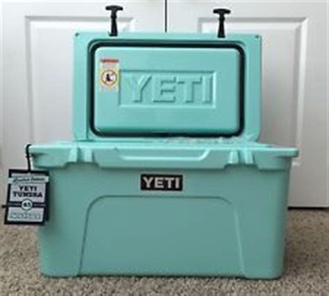 yeti tundra 45 cooler seafoam 30 best yeti coolers images on coolers