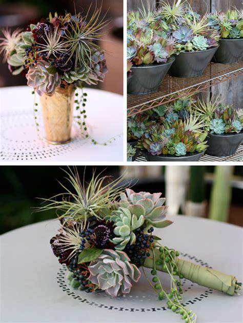 memorable wedding succulent wedding flowers 15 reasons