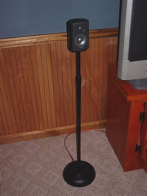 Inexpensive Stands Inexpensive Diy Satellite Speaker Stands Avs Forum