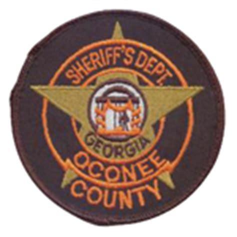 oconee county sheriff s office fallen officers