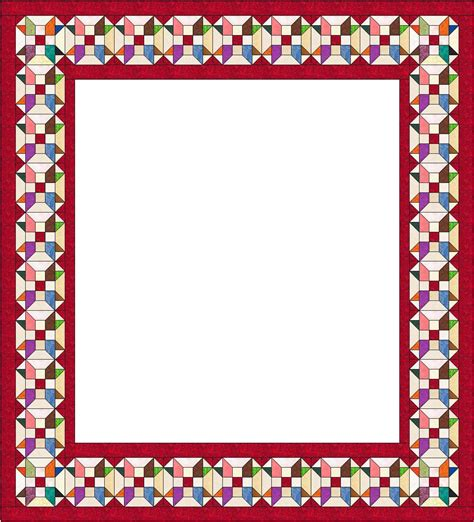 Quilt Borders The Gallery For Gt Quilt Border Clipart