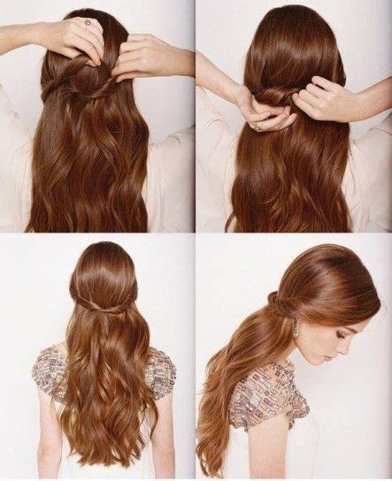 6 peinados faciles rapidos y bonitos para ir a youtube imperdible tendencias de peinados f 225 ciles r 225 pidos y