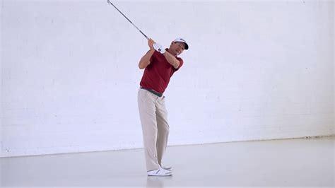 hank haney golf swing hank haney stay in posture to hit it pure golf digest