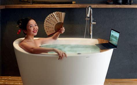 japanese bathtub ofuro aquatica true ofuro tranquility heated japanese bathtub us version 110v 60hz