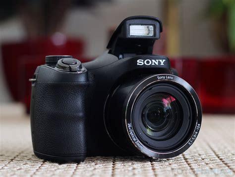 Kamera Sony H200 spesifikasi harga sony cyber dsc h200