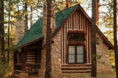 Lake Lodge Western Cabin by Bryce