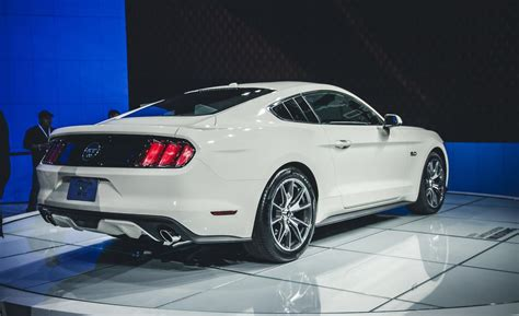 2015 mustang 50th anniversary edition price 2015 ford mustang gt fastback 50 year limited edition