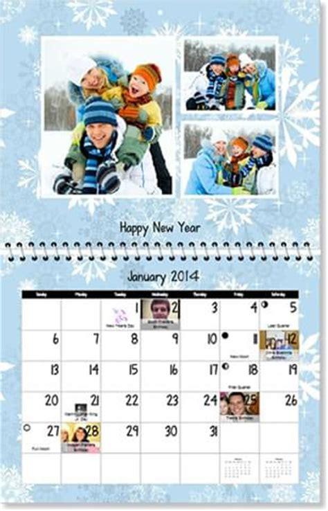 make custom calendar with photos create custom photo calendars custom photo wall calendars