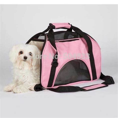 yorkie carrier bags aliexpress buy pet carrier s m l puppy cats carrier tote travel bag for