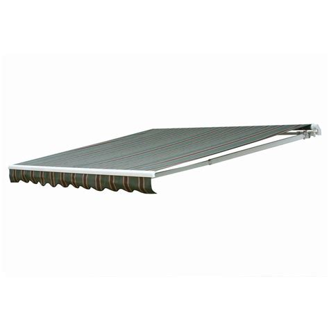 20 ft retractable awning nuimage awnings 20 ft 7000 series motorized retractable