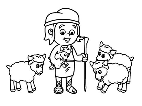 david and goliath coloring page bible coloring pages