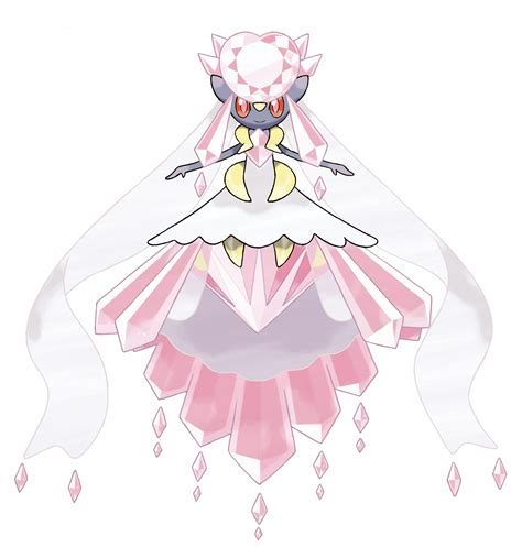 pokemon coloring pages mega diancie or as mega diancie pok 233 charms