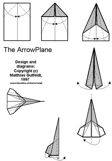 Origami Paper Airplanes - paper airplane