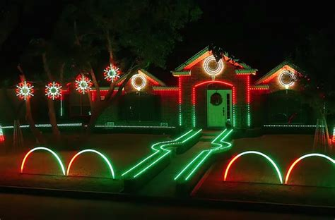 Dubstep Light Show By Family To Raise Money For Charity Dubstep Light Show