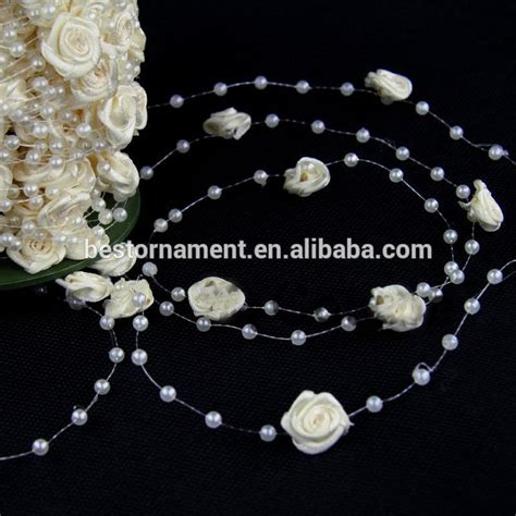 tree pearl garland pearl bead garland for tree 28 images pearl bead chain