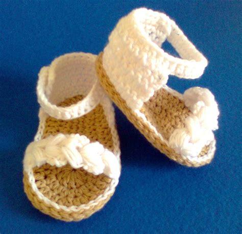 tutorial de blogger 2015 sandalias para beb 233 a crochet trenzada naranja mundo labores