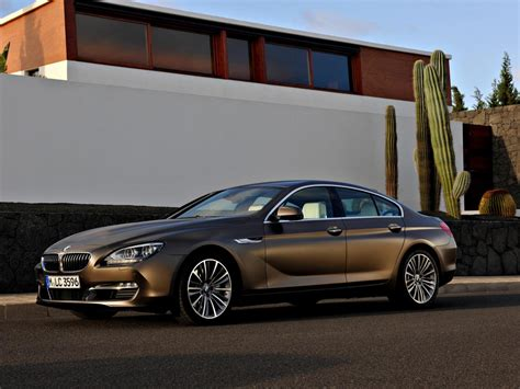 bmw gran coupe 2012 bmw 6 gran coupe 2012 640d at 4dr coupe характеристики
