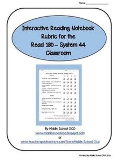 read 180 lesson plan template reading intervention program lesson plan template read