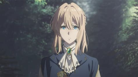 violet evergarden  eternity   auto memory doll official trailer youtube