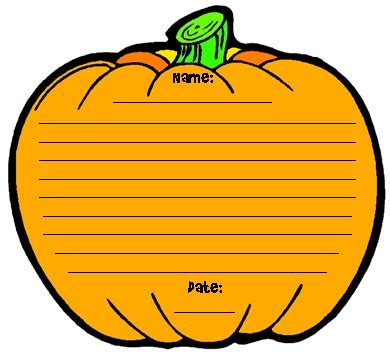 printable pumpkin writing templates tombstone template printable cliparts co