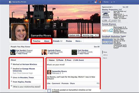 editing facebook layout how to edit your facebook profile
