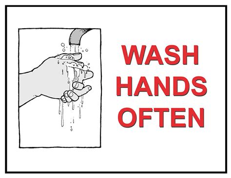 how often to wash wash between often faucet viral hemorrhagic fevers cdc