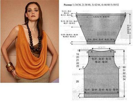 draped dress crossword easy draped top sew sew sew fashion pinterest tops
