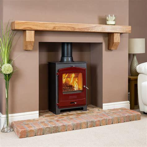 Rustic Oak Mantel Shelf by Rustic Angled Corbel Oak Beam Mantel Shelf