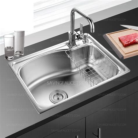 modern kitchen faucets stainless steel simple modern stainless steel kitchen sinks and faucet