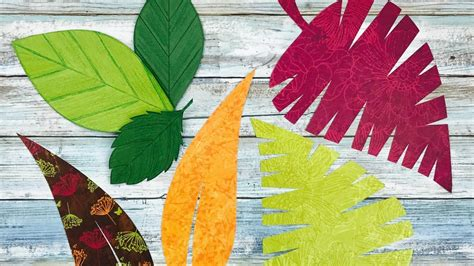 decorar hojas papel como hacer hojas de papel moldes gratis how to make