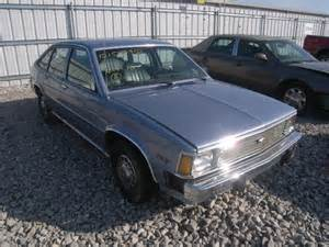 Chevrolet Citation For Sale 1984 Chevrolet Citation Cheap Used Cars For Sale By Owner