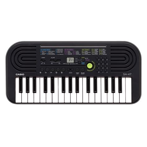 casio sa 47 mini keyboard dv247