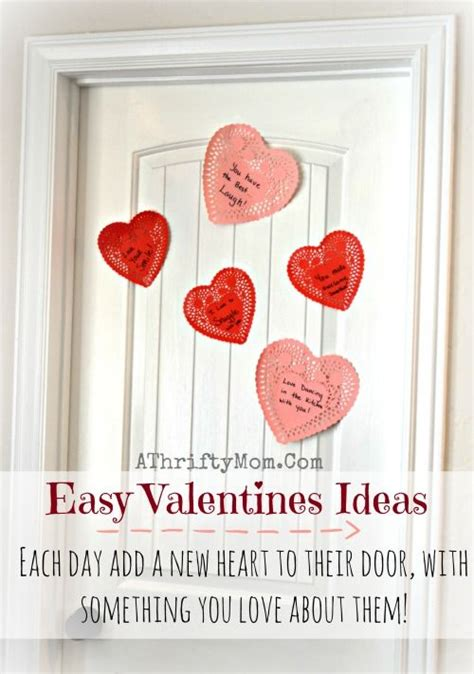 family valentines ideas easy valentines days idea for your family valentines