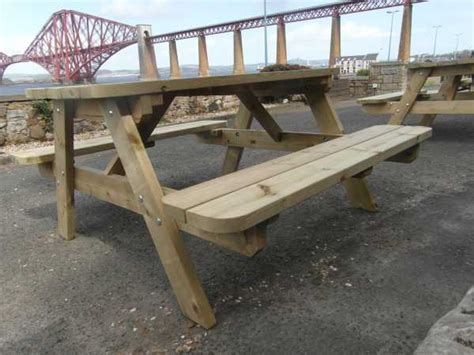 athol chunky 4 foot wooden garden bench brand new spring sale reduced ebay atholl chunky 6 quot a quot frame picnic table