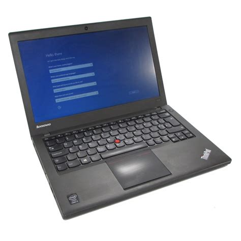 Lenovo Thinkpad X240 I5 Haswell Ram 8gb Hdd 500gb 12 Inch lenovo x240 i5 4300u 1 9ghz 8gb ram 500gb hdd windows 10 12 5 quot laptop b refurbished laptops