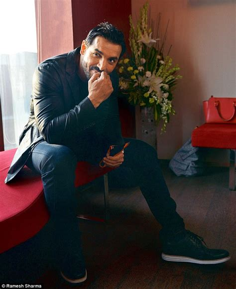 john abraham s new house s picture vogue march 2011 pinkvilla for me it is fitness that counts fashion icon john