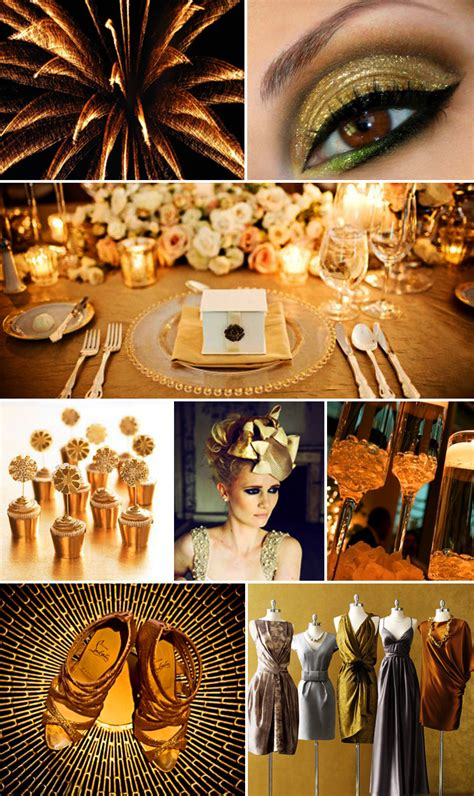 themes golden inspiration boards 2 3 alice in weddingland wedding blog