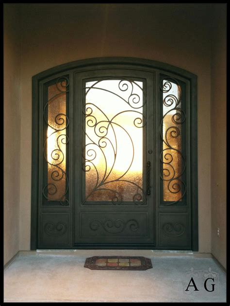 Unique Exterior Doors Types Of Custom Entry Doors Allied Gate Co