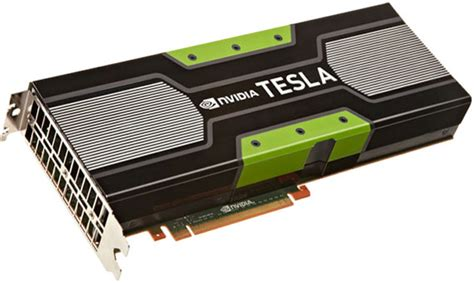 Tesla K20x Gpu Nvidia Strikes Back Presents Tesla K20x Graphics Card