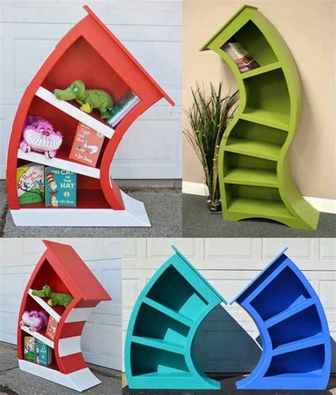 Dr Seuss Book Shelf by Amazing And Innovative Bookshelf Home Design Garden