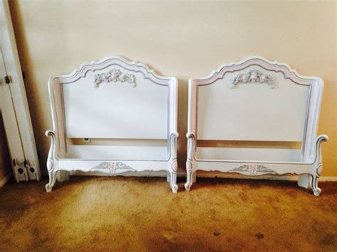 french provincial bed antique french provincial twin beds