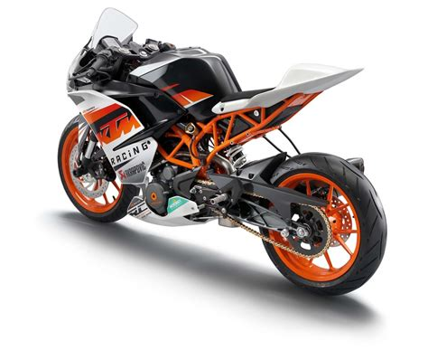 Ktm Rc 2014 Ktm Rc 125 Rc 200 Rc 390 All New And Ready To