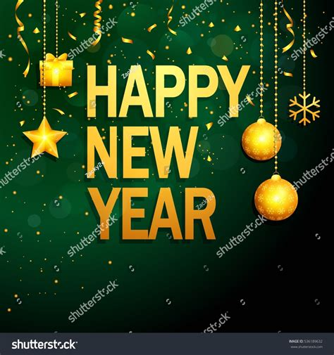 happy new year glitter graphics happy new year background gold glitter stock illustration