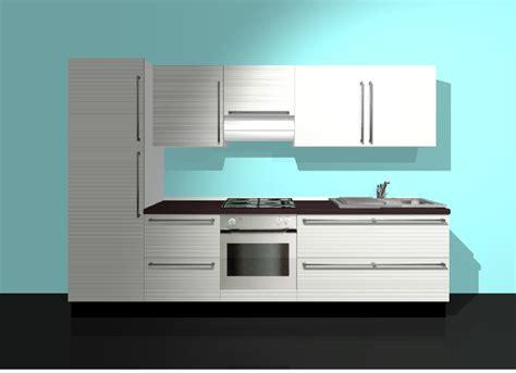 cucina 3 metri lineari mobili stapane zona giorno cucine