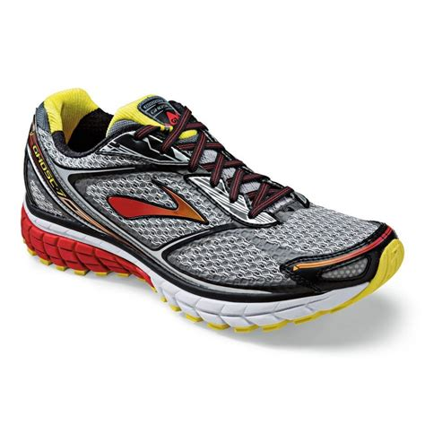 wide running shoes ghost 7 road running shoes silver black marsred 2e width