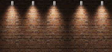 brick walls background lighting brick walls flashlight