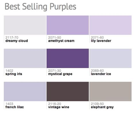 are your favorite paint colors popular curbly