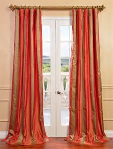 Curtains 180 Inches Long 2014 Designer Silk Curtains Collection Traditional