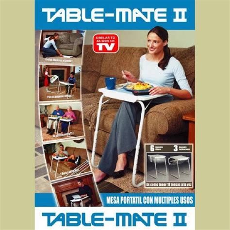 table mate as seen on tv 5 smart table mate foldable folding tablemate as seen on
