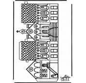 Figurina Da Ritagliare Chiesa 1  Lavori Manuali